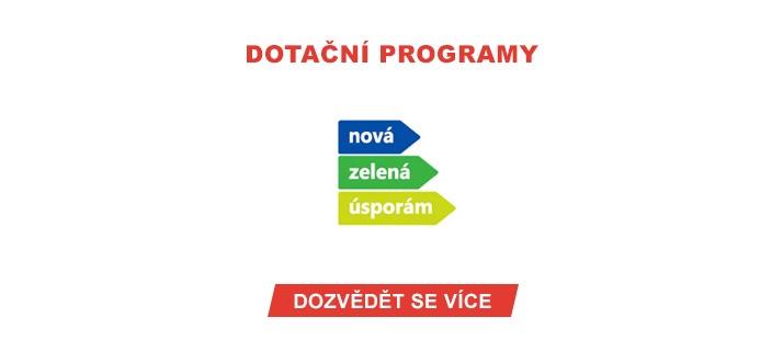 Dotační programy